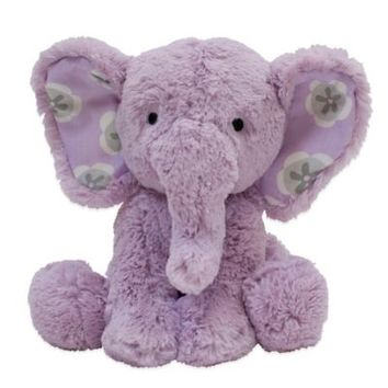 Lambs & Ivy® Puddles Tiny the Elephant Plush Toy