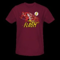 The Flash The Crimson Comet T-Shirt