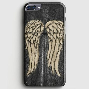 Daryl Dixon iPhone 8 Plus Case