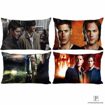 Custom Supernatural Pillow Covers Cases  Rectangle Pillowcases zipper 35x45cm (One Side Print)180516-sina-16