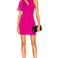 Cushnie et Ochs Xandra Dress in Magenta | FWRD