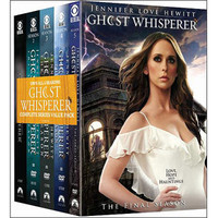 Walmart: Ghost Whisperer: The Complete Series (Widescreen)