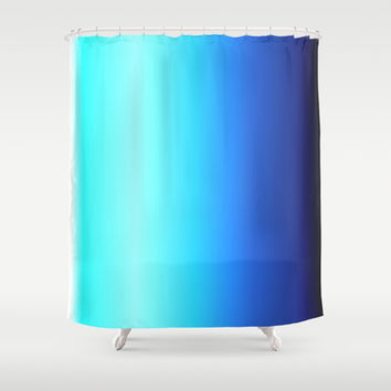 Deep in the Sea Shower Curtain by Lena Photo Art