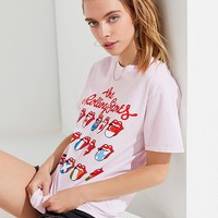 The Rolling Stones International Lips Tee | Urban Outfitters