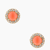 secret garden studs - kate spade new york