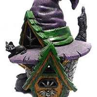 Fairy Garden  The Witch Hat House