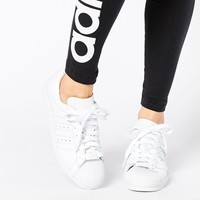 adidas Originals Superstar 80's All Over White Sneakers