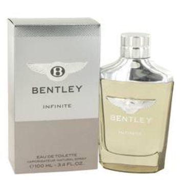 Bentley Infinite Eau De Toilette Spray By Bentley