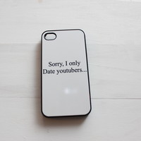 I Only Date YouTubers Case - Ari Loren Collection