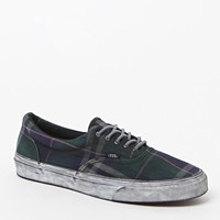 Vans Era CA Over Washed Plaid Shoes - Mens Shoes - Multi - 11