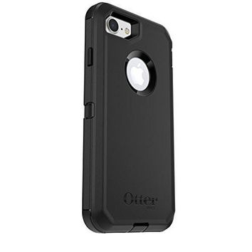 OtterBox DEFENDER SERIES Case for iPhone 7 (ONLY) - Frustration Free Packaging