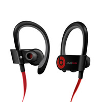 Beats By Dre Powerbeats Wireless Earbuds Black/Red One Size For Men 25489212601