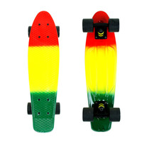 Mayhem Skateboard Rasta