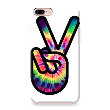 Hippie Peace Sign iPhone 8 | iPhone 8 Plus Case