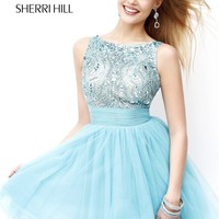 Sherri Hill 11032 Sparkly Party Dress