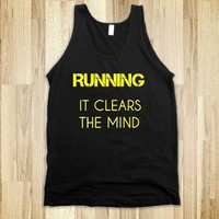 Running: It Clears The Mind Tank