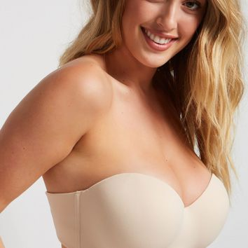 My Memory Convertible Strapless Bra - Neutral | la Vie en Rose
