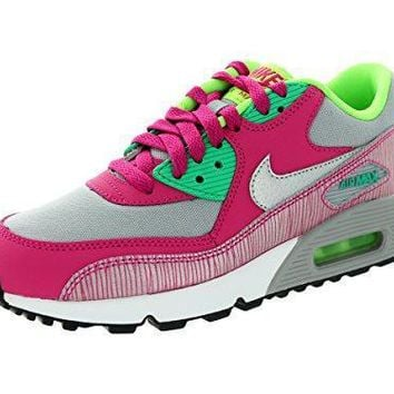 Nike Air Max 90 2007 (GS) Girls Running Shoes womens nike air max 90