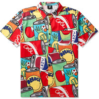 Cans of Pop S/S Shirt