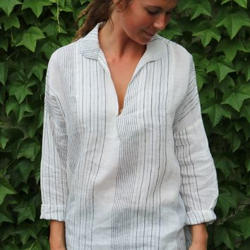 Lola Top - In Stripe by CP Shades