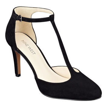 Halinan T-Strap Pumps | Nine West