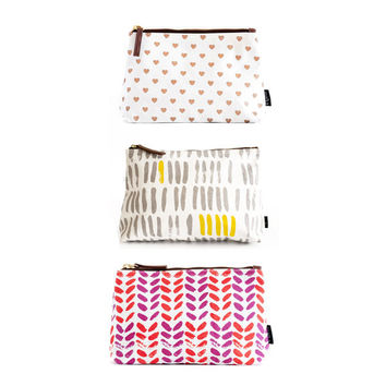 Bundle of 3 Pouches: Set 2