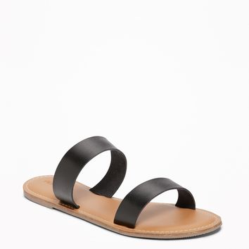Double-Strap Sandals for Women | Old Navy