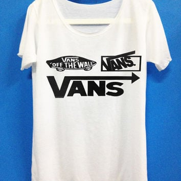 Vans Off  The Wall Shirt  T Shirt T-Shirt TShirt Tee Shirt - Size S M L