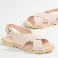 Matt & Nat Flat Sandals at asos.com