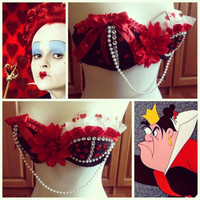 red queen bra 34 B