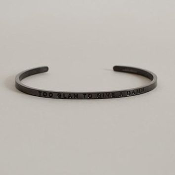 MANTRABAND® TOO GLAM BRACELET