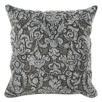 Villa Home Collection Empress Linen Accent Pillow | Nordstrom