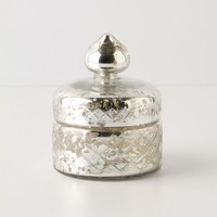 Mercury Trinket Box, Round