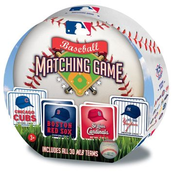 Masterpieces MLB Match Game