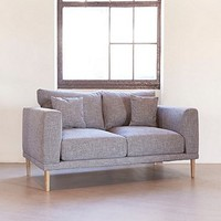 Harley Woven 2-Seater Sofa - Urban Outfitters