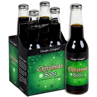 Grandpa Lundquist Christmas Soda