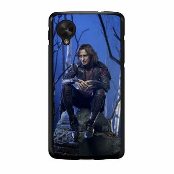Once Upon A Time Mr Gold Rumpelstiltskin Nexus 5 Case