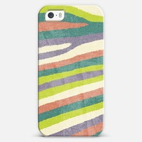 Fruit Stripes iPhone 5 case by Nick Nelson   Casetify