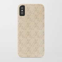 Scribbled Unicorn V3 iPhone Case by That's So Unicorny