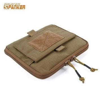 DCCK7N3 Tactical Molle Pouch Outdoor Sports EDC Medium Pocket Organizer Packs Airsoft Paintball Hunting Uility Tool Bag