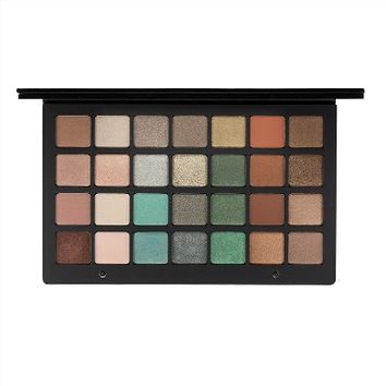NATASHA DENONA - EYESHADOW PALETTE 28 - GREEN-BROWN
