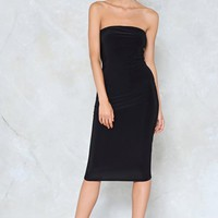 Hold Up Bodycon Dress