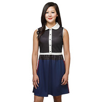 I Am Han Solo Collared Tank Dress - Exclusive