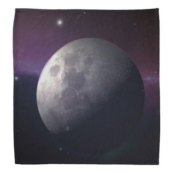 The Moon on a Bandana