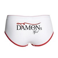 Damons Girl Women's Boy Brief on CafePress.com