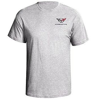 Corvette C5 T-Shirt Ash Gray