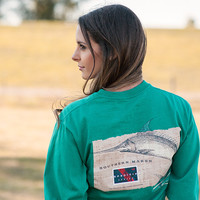 Southern Marsh Expedition Series - Marlin - Long Sleeve