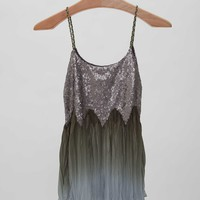 Gimmicks by BKE Pieced Tank Top