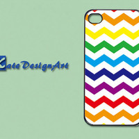 iphone 4 case, iphone 4s case iphone hard case iphone 4s cover - rainbow iphone 4 hard case skins