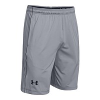 Men's Raid Shorts in Steel by Under Armour - FINAL SALE